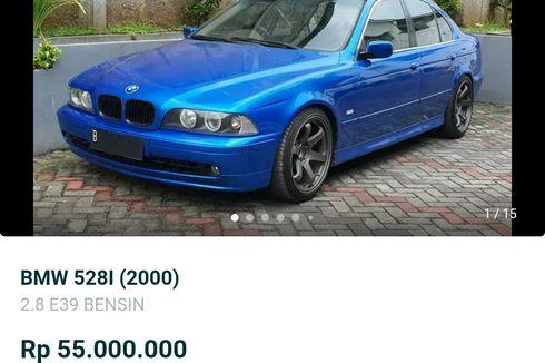Menu Mobil Bekas Rp 50 Jutaan, Ada Stream, Camry Hingga BMW