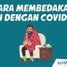 INFOGRAFIK: Cara Membedakan Flu dengan Covid-19
