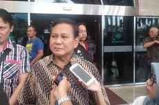 Amanat Prabowo Subianto soal Hak Menyatakan Pendapat terhadap Ahok