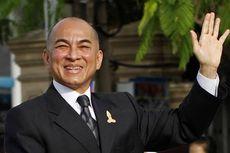 Profil Norodom Sihamoni, Raja Kamboja