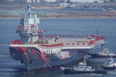 Sosok Pembangun Kapal Induk China Terancam Hukuman Mati