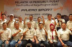 Pelantikan Pengurus dan Penasehat Komunitas Mitsubishi Pajero Sport
