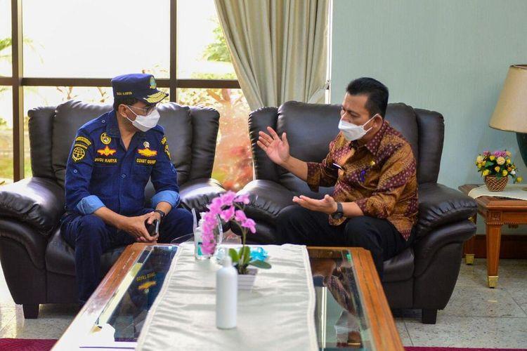 Menteri Perhubungan RI Budi Karya Sumadi mengatakan, pemerintah memberi kesempatan kepada BUMD untuk menggandeng investor dalam menggarap kelanjutan pembangunan Pelabuhan Malarko. Soal Pelabuhan Malarko nantinya akan dikerjasamakan pengelolaanya dengan BUMD, dan swasta.