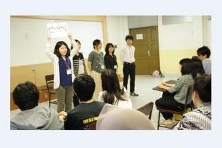Bukan hanya pertukaran budaya, acara ini juga terdiri dari beberapa rangkaian, seperti homestay, diskusi tentang perkembangan budaya Indonesia–Jepang, serta pementasan budaya dari Binus University dan Osaka University.