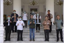 Buka Posko Relawan Penanggulangan Covid-19, Ridwan Kamil Ajak Semua Pihak Bergerak