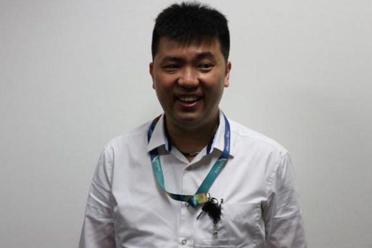 Johannes Arianto, pilot Silk Air, warga negara Indonesia.