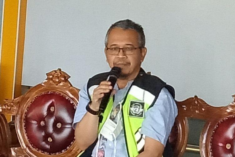 Executive General Manager BIM Yos Suwagiono