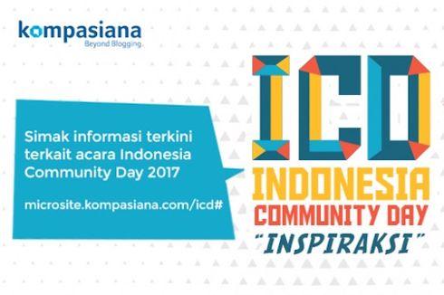 Segera Daftarkan Diri Anda di Indonesia Community Day 2017!