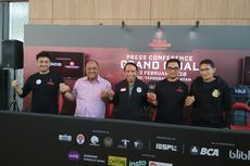 Menpora Apresiasi Gelaran Piala Presiden Esports 2020