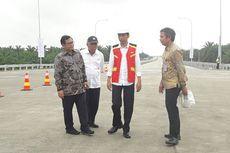Jokowi: Terlambat 25 Tahun, Harga Tanah Tembus Ratusan Juta Rupiah