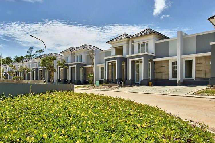 Harga unit yang ada di CitraLand Puri Serang saat ini sudah mencapai Rp 300 jutaan. Penjualannya sudah di atas 80 persen dari sekitar 100 unit rumah yang dipasarkan.