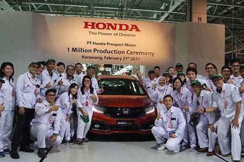Imbas Corona, Penjualan Mobil Honda Turun 11 Persen