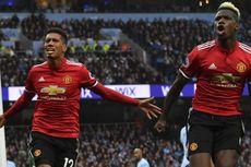 Man United Vs Arsenal, Setan Merah Torehkan Tinta Hitam