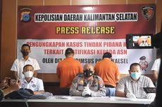 Kasus Dugaan Gratifikasi Alkes, Oknum ASN RSUD Ulin Banjarmasin Ditangkap