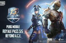 PUBG Mobile Rilis Royale Pass Season 15, Sajikan Aneka Hal Baru