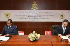 Perketat Kepabeanan, Bea Cukai Jalin Gandeng Otoritas Bea Cukai Hong Kong