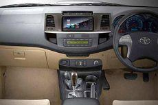 Kenyamanan SUV untuk Pengemudi dan Penumpang