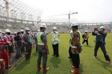 Gubernur Banten Ingin Stadion BIS Dicoba Pemain Dunia Sekelas Ronaldo