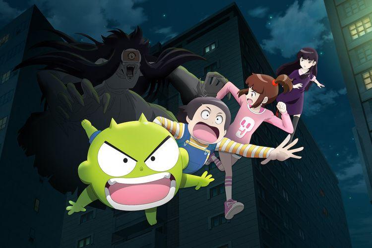 Film animasi anak-anak asal Korea Selatan, Shinbi's House.