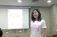 Kirana Larasati Akui Bersaing Ketat dengan Para Artis sebagai Caleg