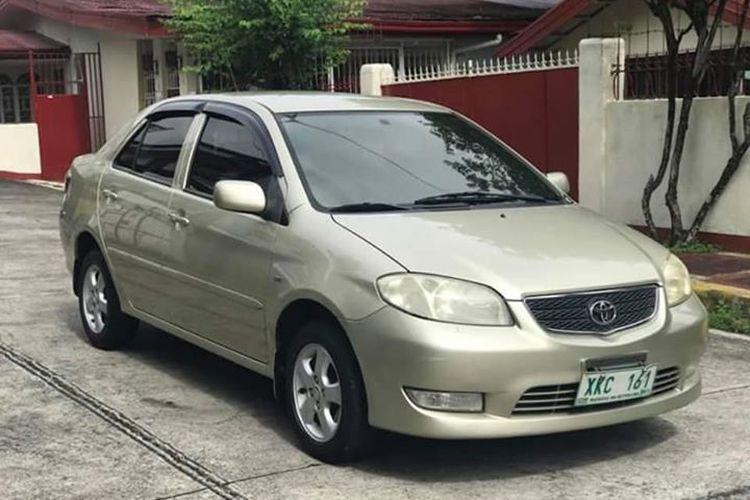 Toyota Vios 1.5 G 2003