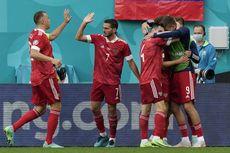 Hasil Finlandia Vs Rusia, Tim Beruang Merah Jaga Asa ke 16 Besar Euro 2020