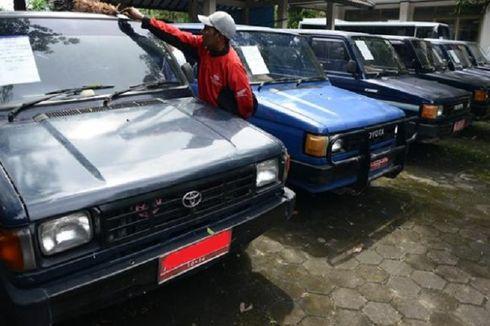 Kadinas Kuasai 10 Kendaraan Dinas, Wali Kota Makassar: Kembalikan atau Diambil Paksa
