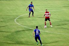 Madura United Vs Persiraja, Kesan Jacob Pepper Jalani Debut Liga 1