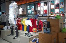 Buka Toko Terbesar di Indonesia, Adidas Tawarkan Koleksi Lengkap