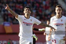 Sevilla Vs Valladolid, Ever Banega Capai 150 Laga di Liga Spanyol untuk Los Nervionenses