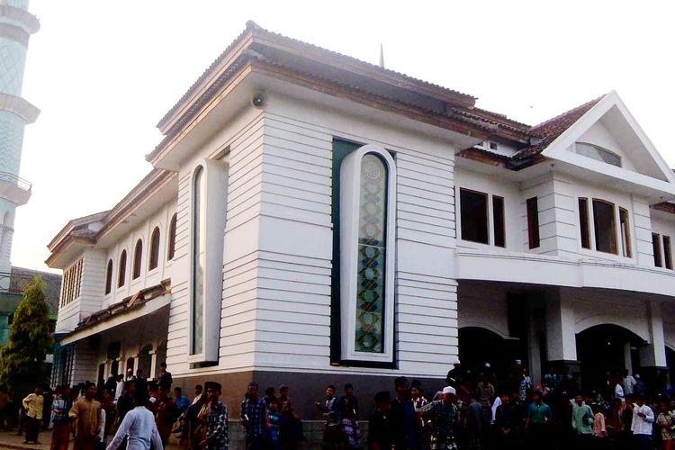 Pondok Tremas, salah satu pondok pesantren terrtua di Indonesia dan Pulau Jawa yang berada di Kabupaten Pacitan, Jawa Timur (dok. https://pondoktremas.com/).