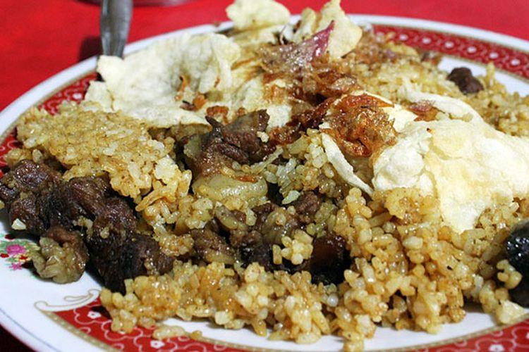 Nasi Goreng Kambing di Kebon Sirih.