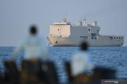 Batuk-batuk, 1 Orang ABK Diamond Princess Batal Diturunkan di Pulau Sebaru