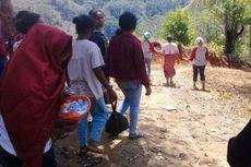 Perjuangan Marta Berjalan Kaki 7 Kilometer Menuju Puskesmas Saat Hamil, Terpaksa Melahirkan di Jalan