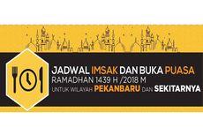 Jadwal Imsak dan Buka Puasa di Pekanbaru pada Hari Ini