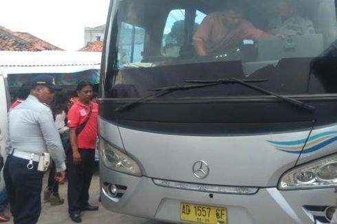 Dishub DKI Pastikan Bus AKAP di Terminal Lebak Bulus Layak Jalan