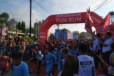 Borobudur Fun Run, Wujud Terima Kasih untuk Warga Magelang