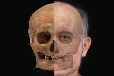 Rekonstruksi Tengkorak Berusia 600 Tahun, Ini Bentuk Wajah Manusia Zaman Itu