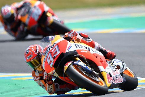 Klasemen MotoGP, Dovizioso Tempel Ketat Marquez