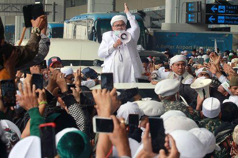 Saksi Sebut Bandara Soekarno-Hatta Rugi Rp 16 Juta karena Massa Penyambut Rizieq Rusak Fasilitas