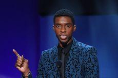 Chadwick Boseman Didapuk Jadi Aktor Film Terbaik di Golden Globes 2021