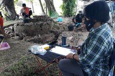 Arkeolog Temukan Sumur Tua di Reruntuhan Benteng Kota Mas