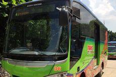 Jam Operasional Transportasi Umum di Kota Tangerang Mulai Diperpanjang