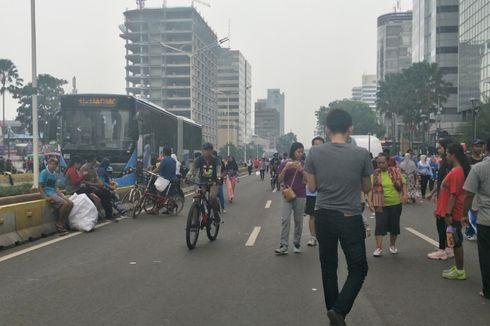 Ada Reuni 212, CFD 2 Desember Hanya di Jalan Sudirman