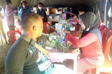 Pengungsi Korban Gempa Terserang Berbagai Penyakit, Stok Obat Kurang