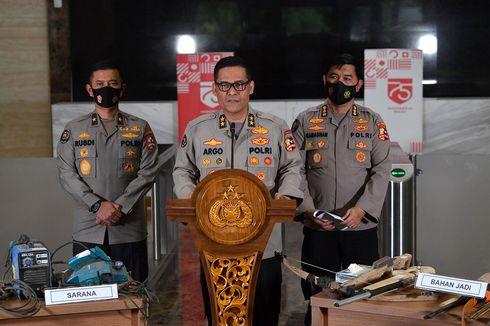 OTT Bupati Nganjuk, Polri: Pertama Kali, KPK dan Bareskrim Sinergi Ungkap Kasus Korupsi Kepala Daerah