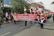 Sambut Pelantikan, Foto Jokowi dan Ma'ruf Amin Diarak dengan Gerobak Sapi Lewat Malioboro