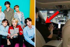 Big Hit Dalami Dugaan Penyalahgunaan Mobil Van BTS