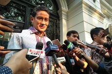 Cerita Sandiaga soal Kegiatan Selama Vakum Politik hingga Kesepakatan Tampil Kembali