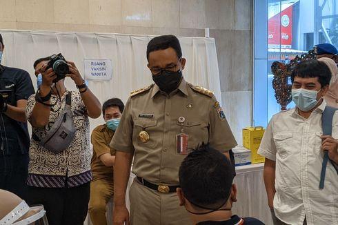 Soal Kasus Kepala BPPBJ, Anies Bilang DKI Jakarta Zero Tolerance terhadap Pelecehan Seksual